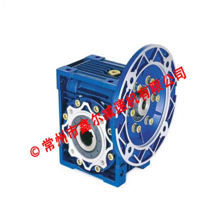 RV型铝壳蜗轮减速机