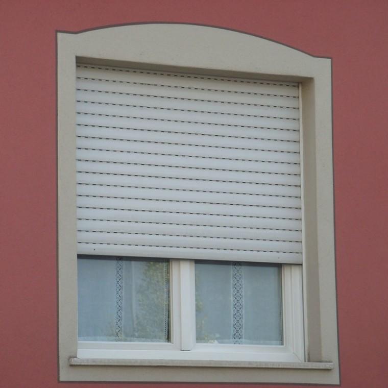 铝合金卷帘遮阳系统