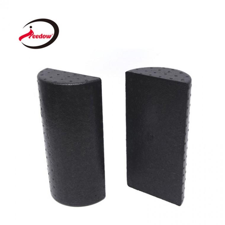 健身器材黑色瑜伽磚
