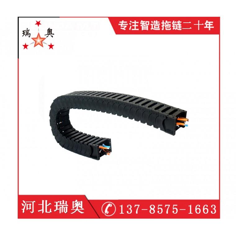 靜音拖鏈TLJ18K尼龍塑料拖鏈