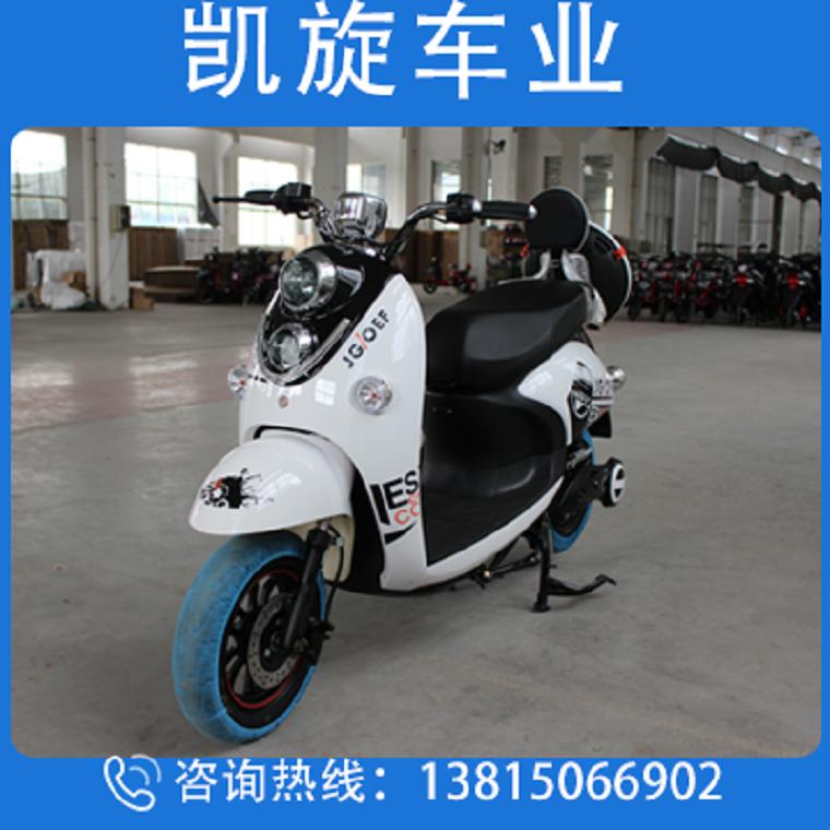 雙燈龜王踏板電瓶車電動車電摩 車身結實耐用 凱旋車業