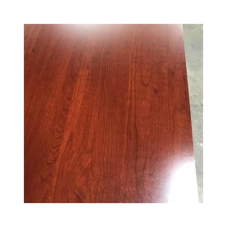 16厘浙江刨花板顆粒板貼面板免漆板工廠