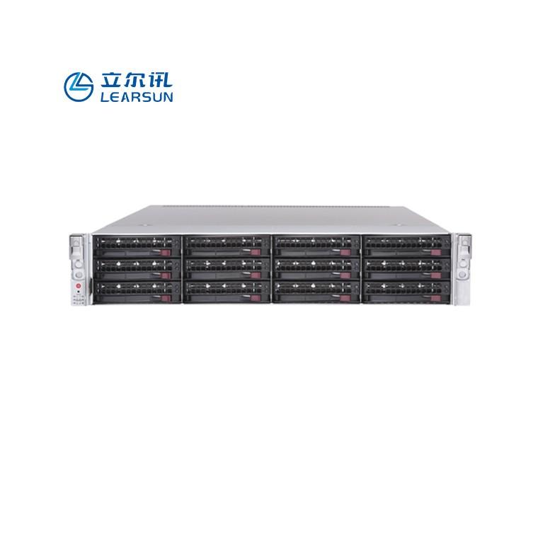 新款现货 LR2124-2G标准机架式服务器 视频存储服务器