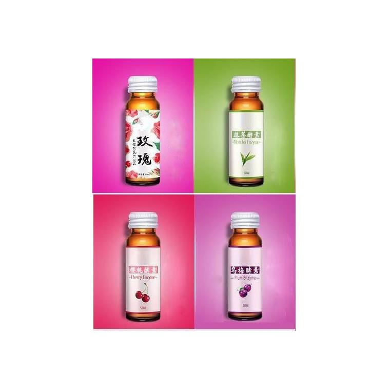 玫瑰胶原蛋白肽口服液加工 玫瑰饮品 玫瑰化提取 玫瑰花茶加工