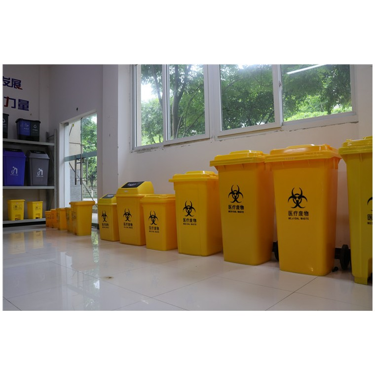 重慶南川室外塑料垃圾桶塑料分類垃圾桶信譽保證