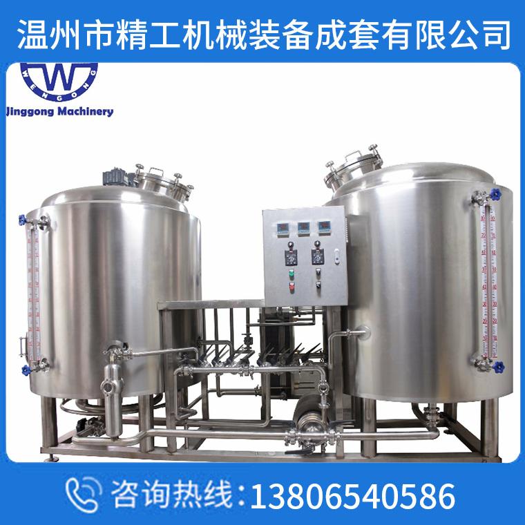 供應 精釀啤酒設備 酒釀造設備 扎啤機 啤酒釀造設備廠家定制