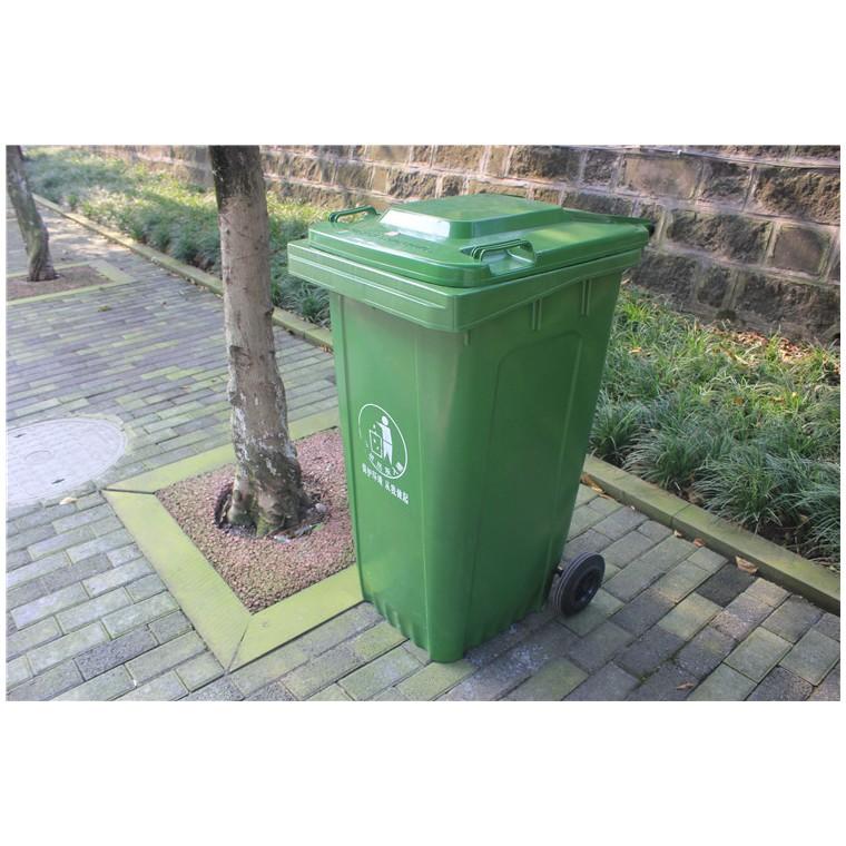 重慶雙橋室外塑料垃圾桶塑料分類垃圾桶信譽保證