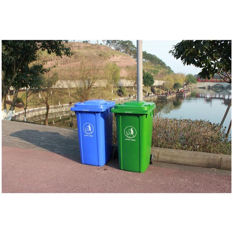 重慶梁平環保分類垃圾桶塑料分類垃圾桶哪家專業