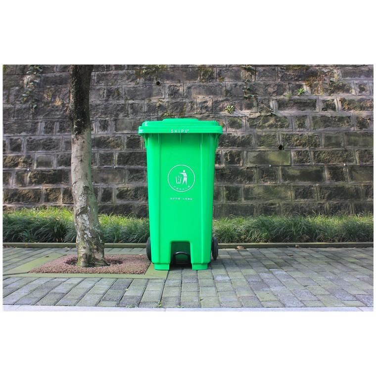 重慶榮昌環保分類垃圾桶塑料分類垃圾桶價格實惠