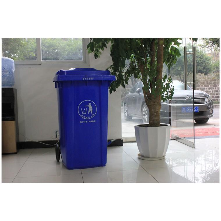 重慶綦江室外塑料垃圾桶塑料分類垃圾桶特價批發