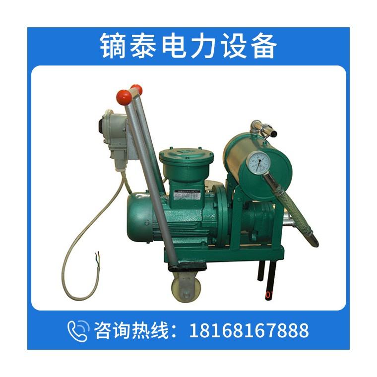 DTJJ防爆型便捷(手提)濾油機