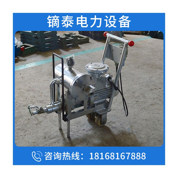 DTJJ防爆型便捷(手提)濾油機廠家
