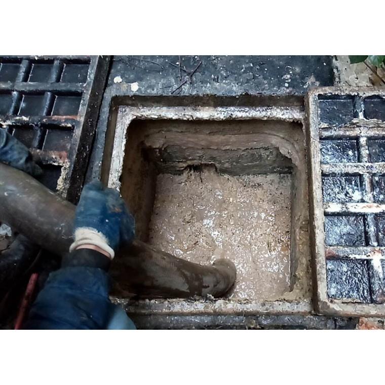 天津港專業清洗工廠污水管道,清掏隔油池