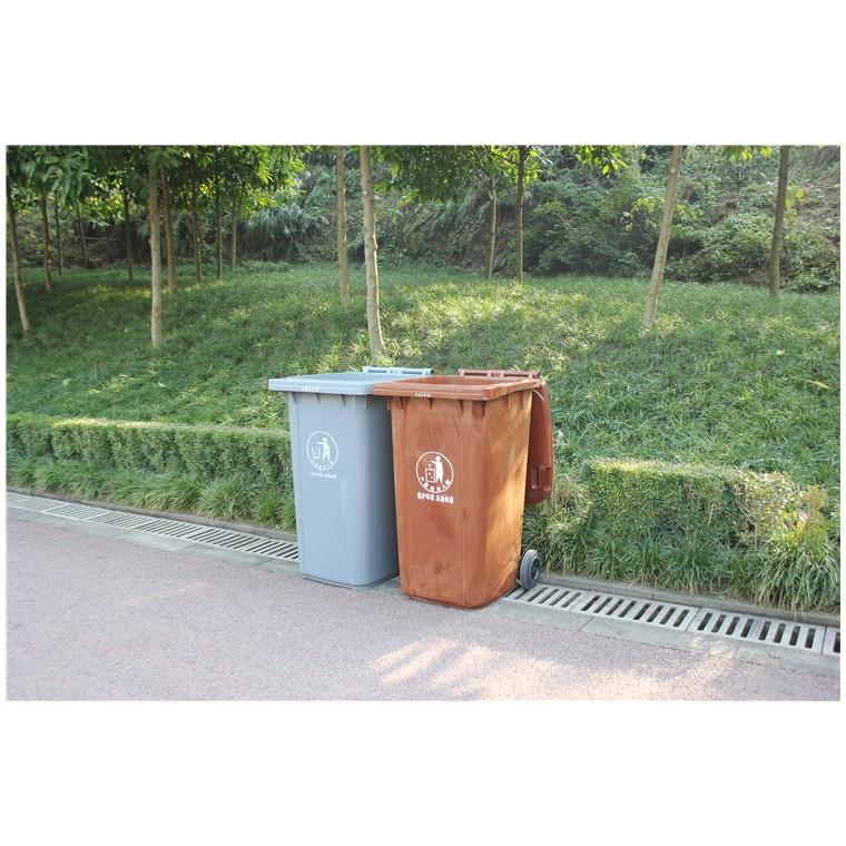 重庆渝北室外塑料垃圾桶塑料分类垃圾桶行业领先