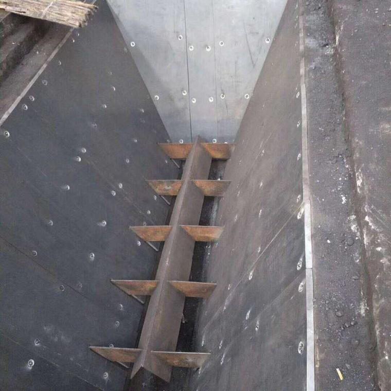 重慶供應 汽車卸煤溝專用襯板 高強度耐磨塑抗沖擊煤倉襯板