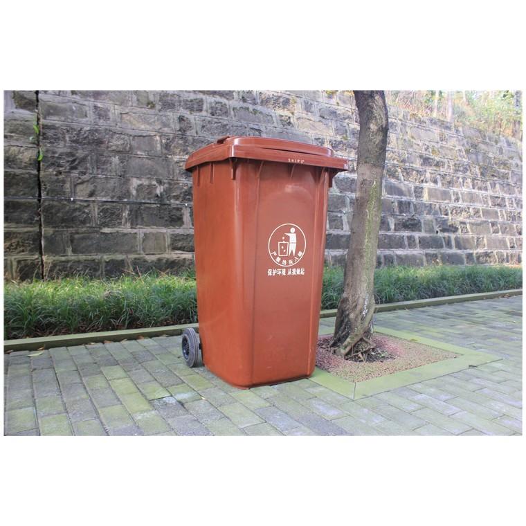 重慶九龍坡塑料垃圾桶塑料分類垃圾桶信譽保證