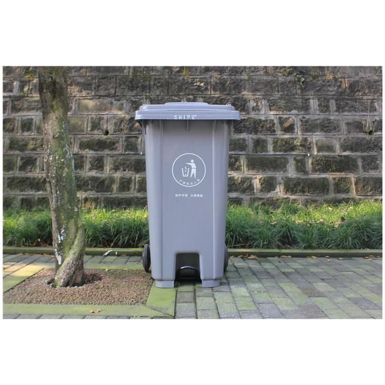 重慶北碚環保分類垃圾桶塑料分類垃圾桶