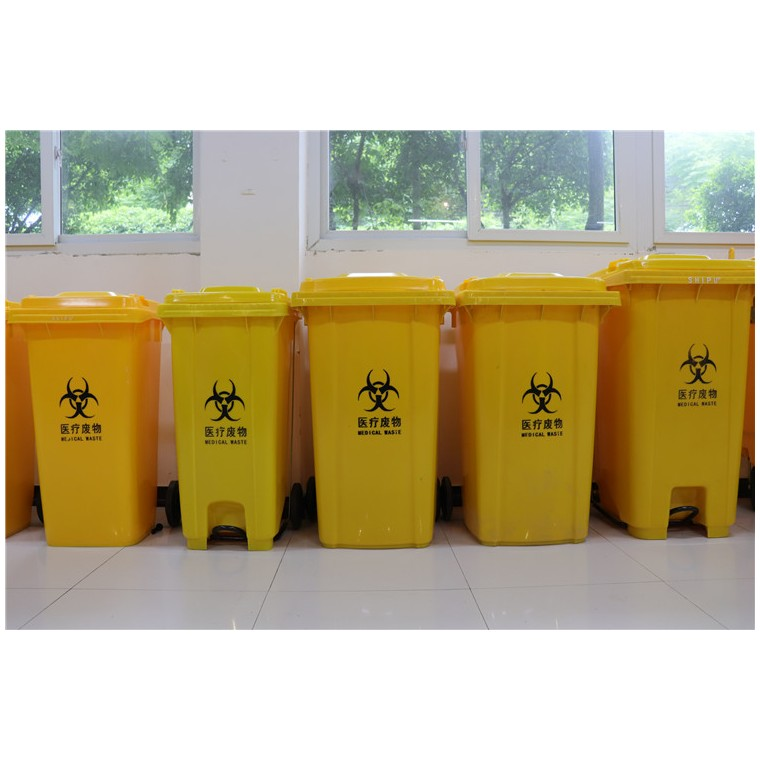 重慶南川室外塑料垃圾桶塑料分類垃圾桶優質服務