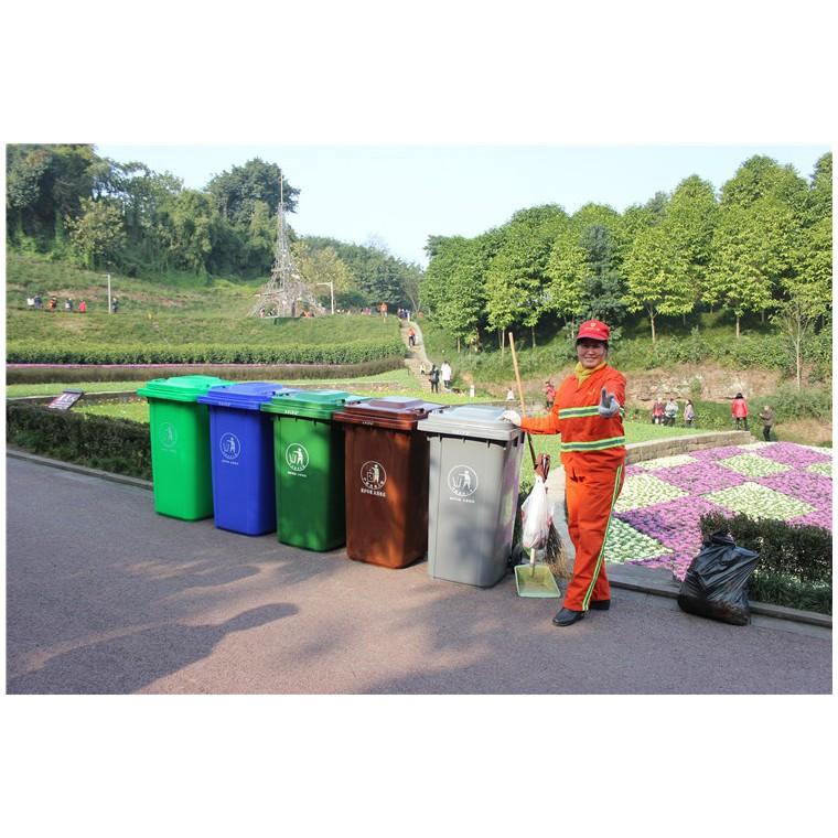 重慶潼南塑料垃圾桶塑料分類垃圾桶行業領先