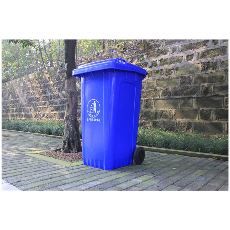 重慶潼南環保分類垃圾桶塑料分類垃圾桶優惠促銷