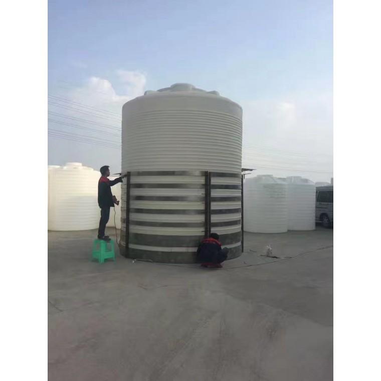 重慶萬州鹽酸塑料儲罐純水塑料水箱量大從優