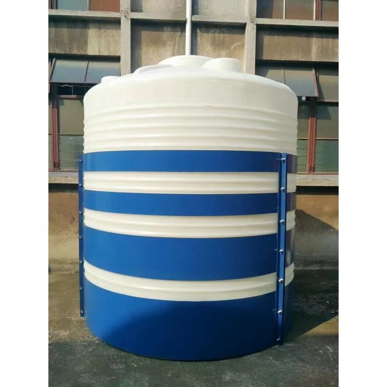 重慶萬盛鹽酸塑料儲罐純水塑料水箱信譽保證