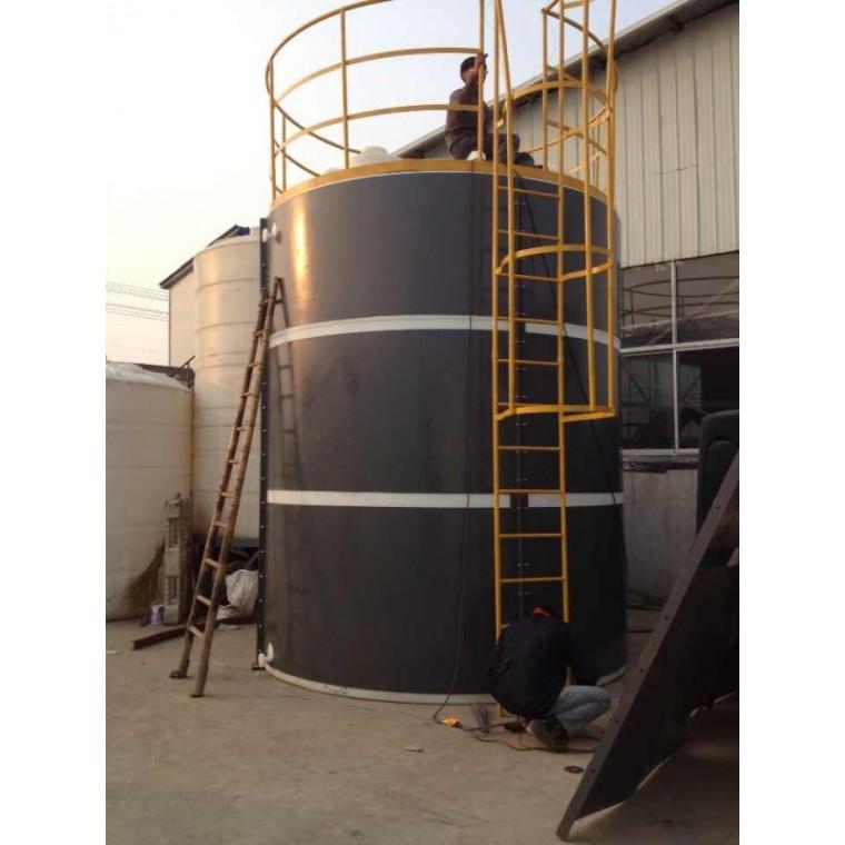 重慶萬州鹽酸塑料儲罐外加劑儲罐廠家直銷