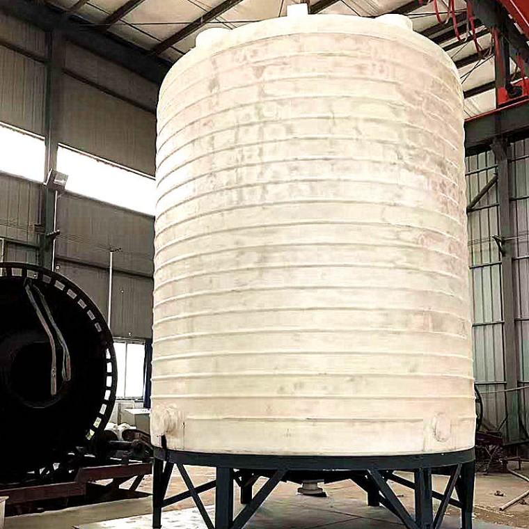 重慶銅梁鹽酸塑料儲罐純水塑料水箱優質服務