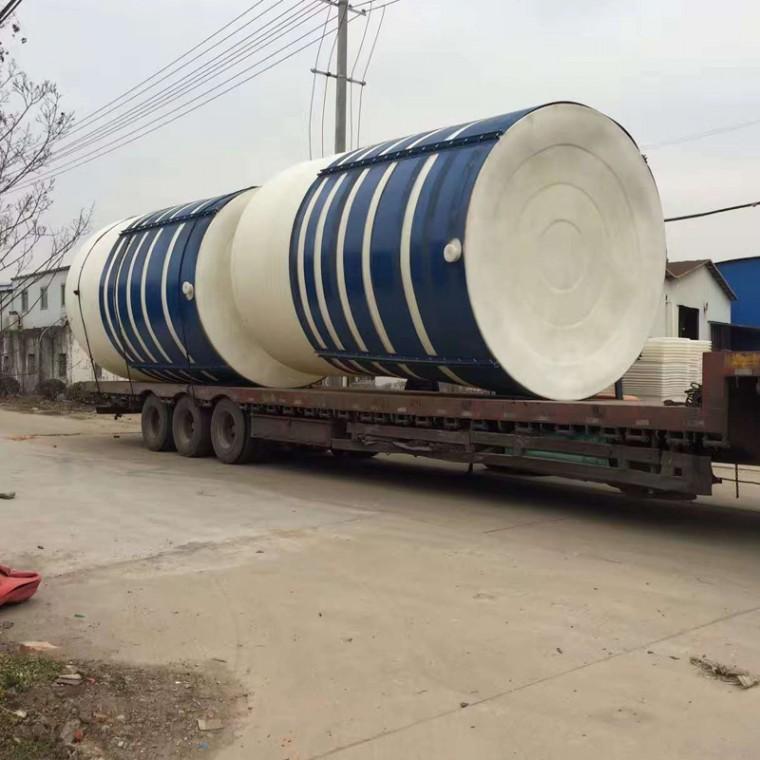重慶萬州鹽酸塑料儲罐純水塑料水箱信譽保證