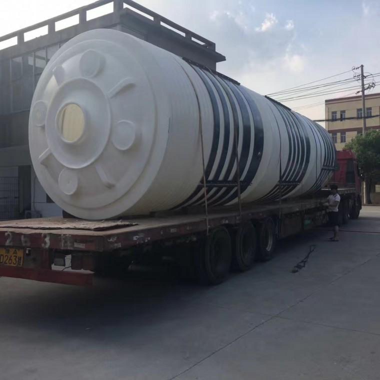 四川省廣安市 鹽酸塑料儲罐純水塑料水箱行業領先