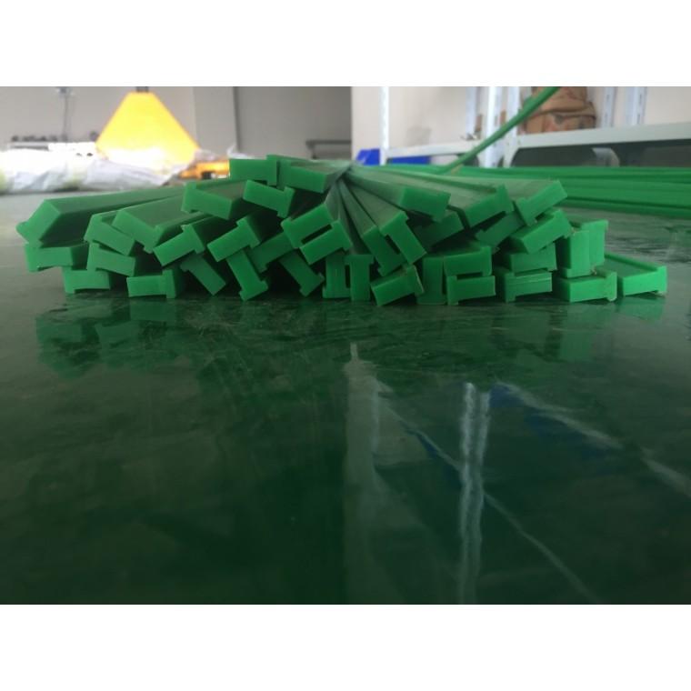 云浮供应 机器保护条 耐磨耐腐蚀高分子防护条 支持定做