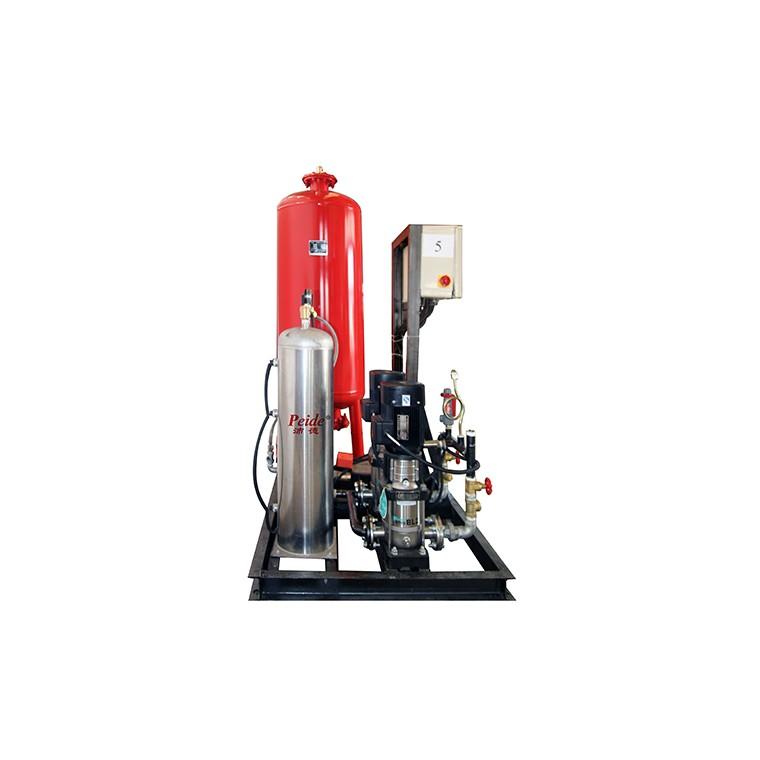 全自動定壓排氣補水裝置沛德定壓補水裝置廠家