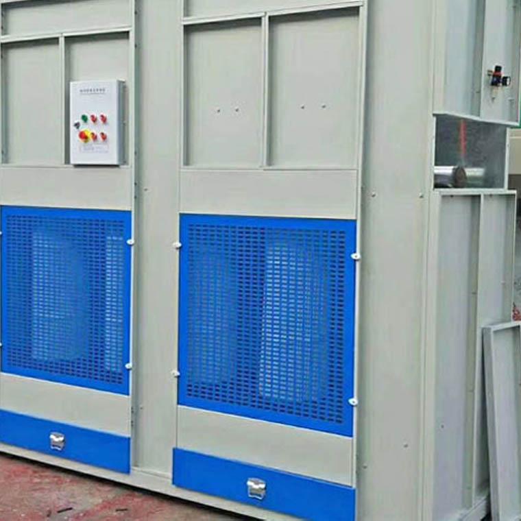除尘柜 家具干式打磨吸尘滤芯除尘器 环保除尘系列