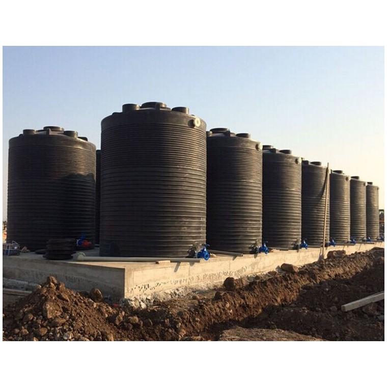 四川省樂山市 PE塑料儲罐純水塑料水箱價格實惠
