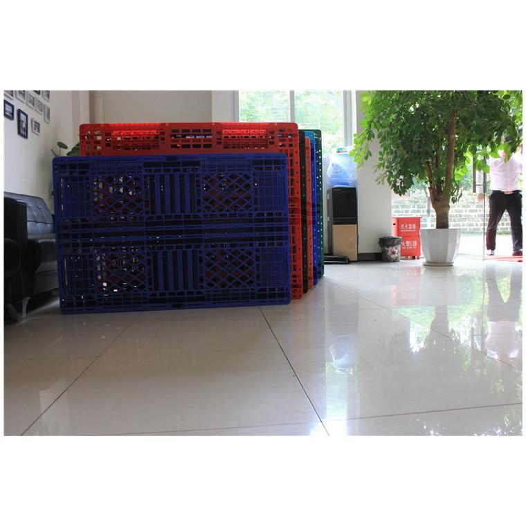 四川省新都縣 川字塑料托盤雙面塑料托盤價格實惠
