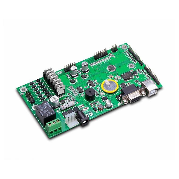 新能源汽車電子控制板PCBA加工定制元器件貼片插件組裝