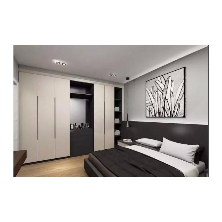 翰諾威全屋定制家具定制衣柜,一如你無法復制的個性一樣