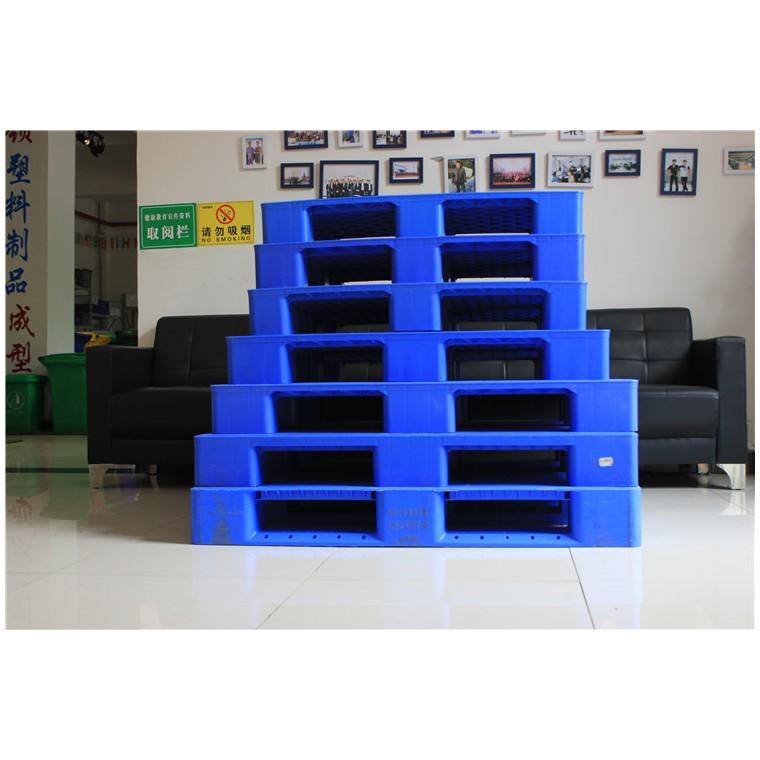 四川省綿陽市 川字塑料托盤雙面塑料托盤廠家直銷