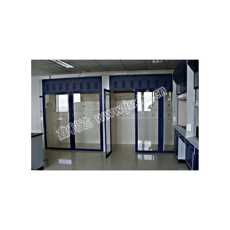 步入式通風柜是你實驗室的綠色植物,提供優良的實驗室空氣!