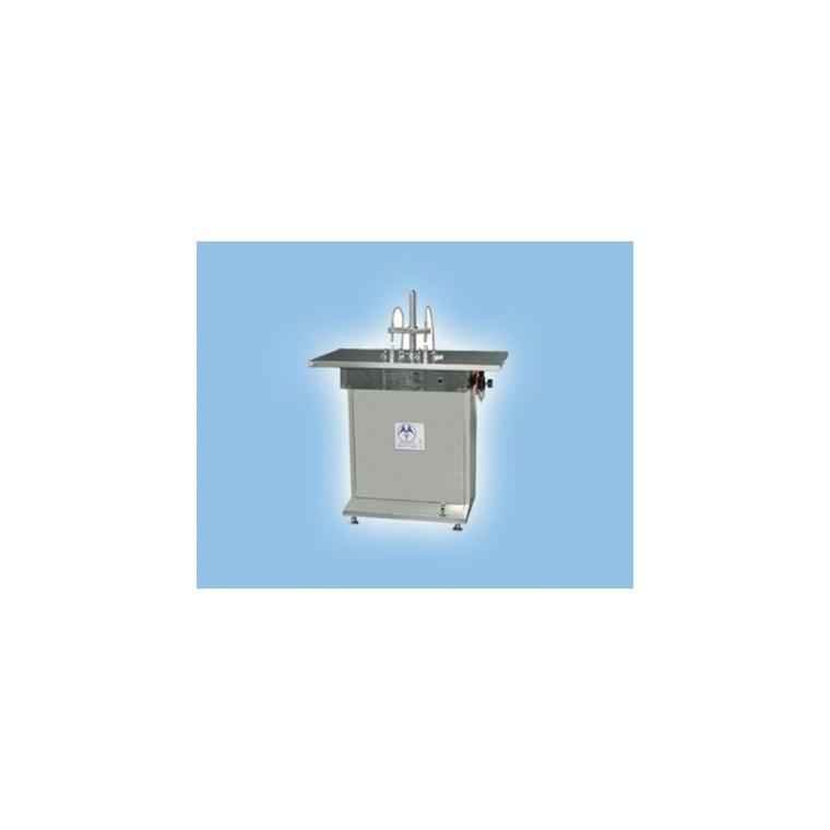 QGBW微型半自動雙頭灌液機