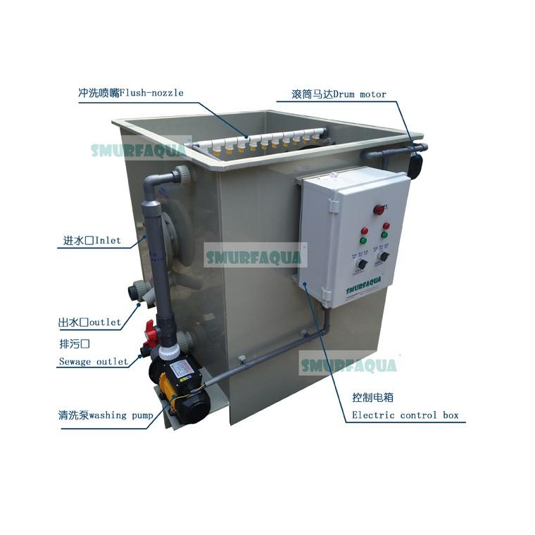 漁悅 水產養殖微濾機