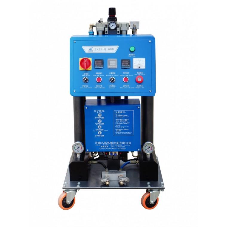 延安聚脲噴涂機的功率|崇州聚氨酯保溫管發泡設備