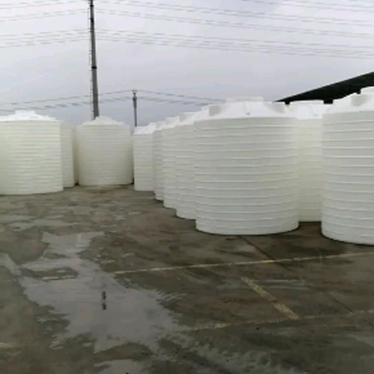 陜西省咸陽市 鹽酸塑料儲罐外加劑塑料儲罐