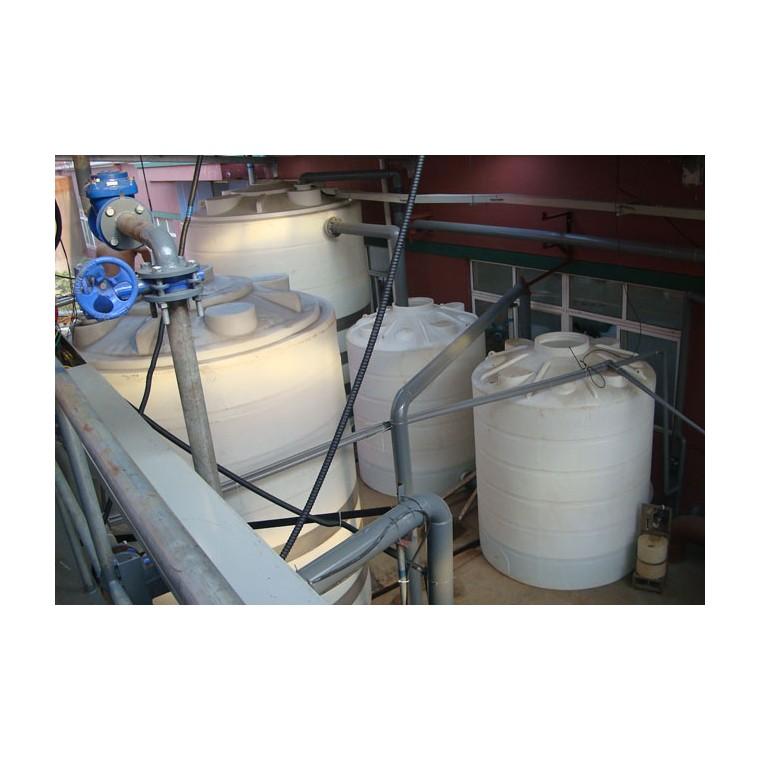 陕西省安康市化工防腐塑料储罐羧酸复配罐价格实惠