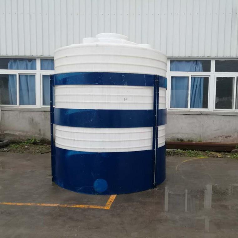 陜西省銅川市 鹽酸塑料儲罐高純水塑料儲罐價格實惠