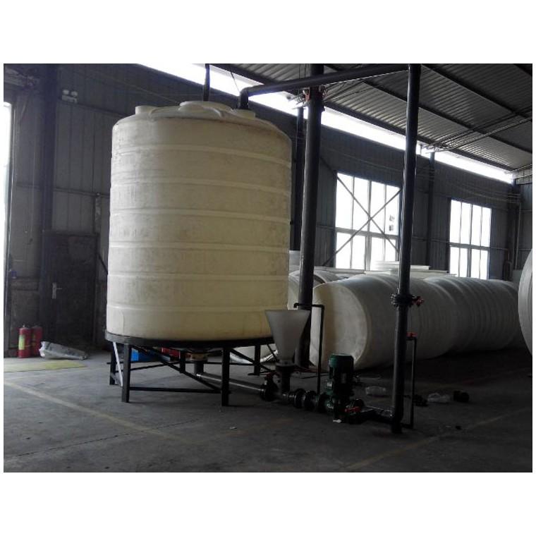 陜西省渭南 鹽酸塑料儲罐外加劑塑料儲罐性價比