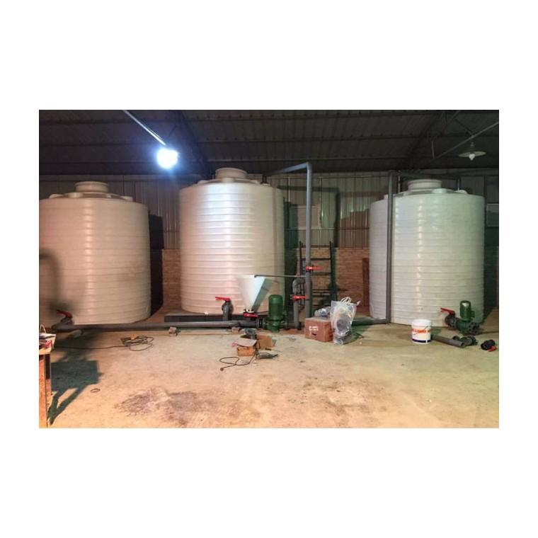 陜西省咸陽市 鹽酸塑料儲罐外加劑塑料儲罐價格實惠
