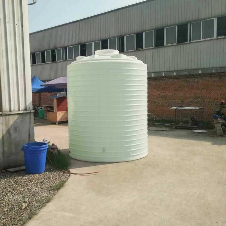 陕西省渭南 盐酸塑料储罐高纯水塑料储罐厂家直销