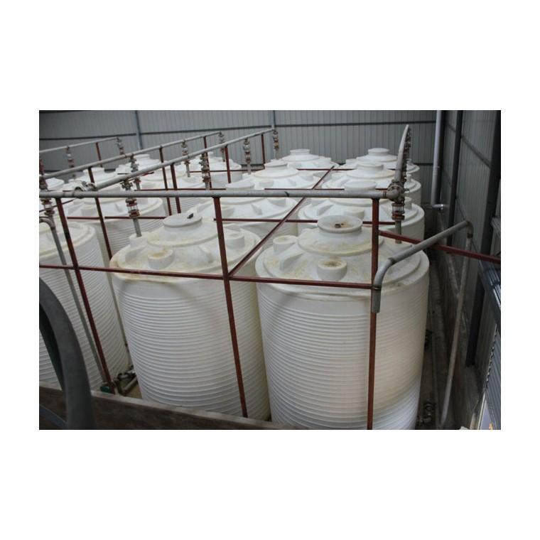 陜西省商州市鹽酸塑料儲罐外加劑塑料儲罐信譽保證