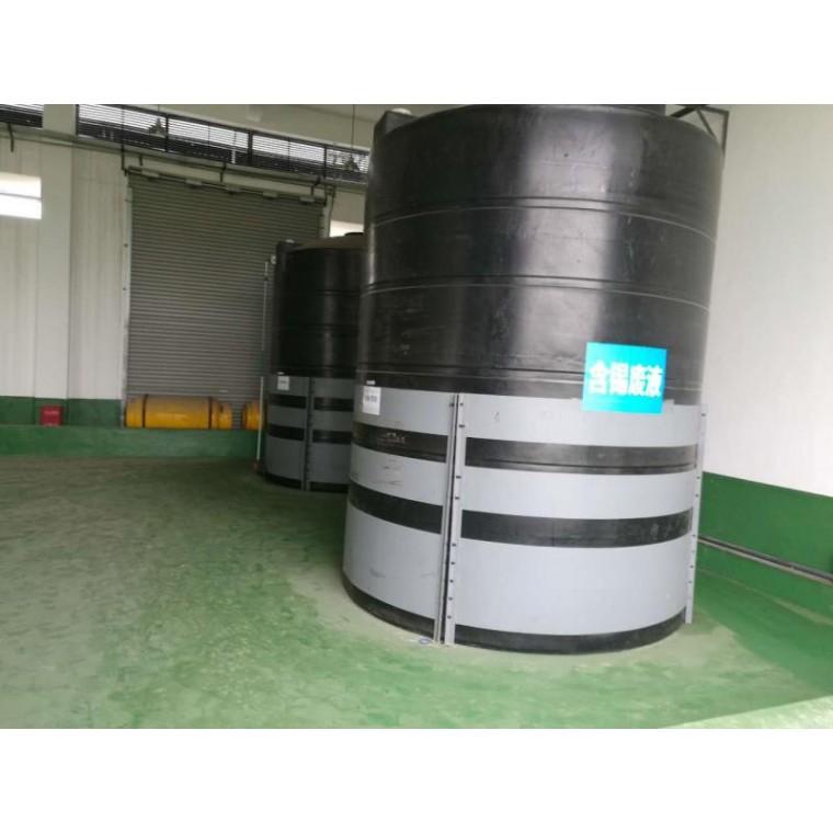 陜西省漢中市 鹽酸塑料儲罐外加劑塑料儲罐哪家比較好